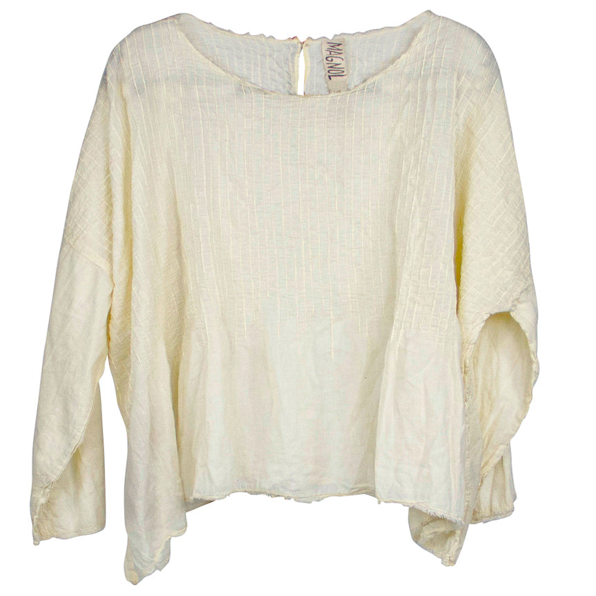Magnolia Pearl Torvy Blouse, Moonlight