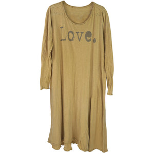 Magnolia Pearl Love Dylan T Dress, Marigold