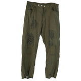 Magnolia Pearl Miner Pants Denim, Peace