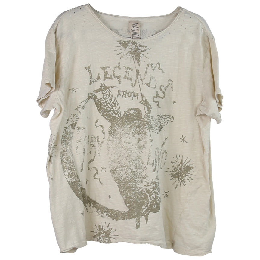 Magnolia Pearl Fairyland Tee, Top 906 Moonlight
