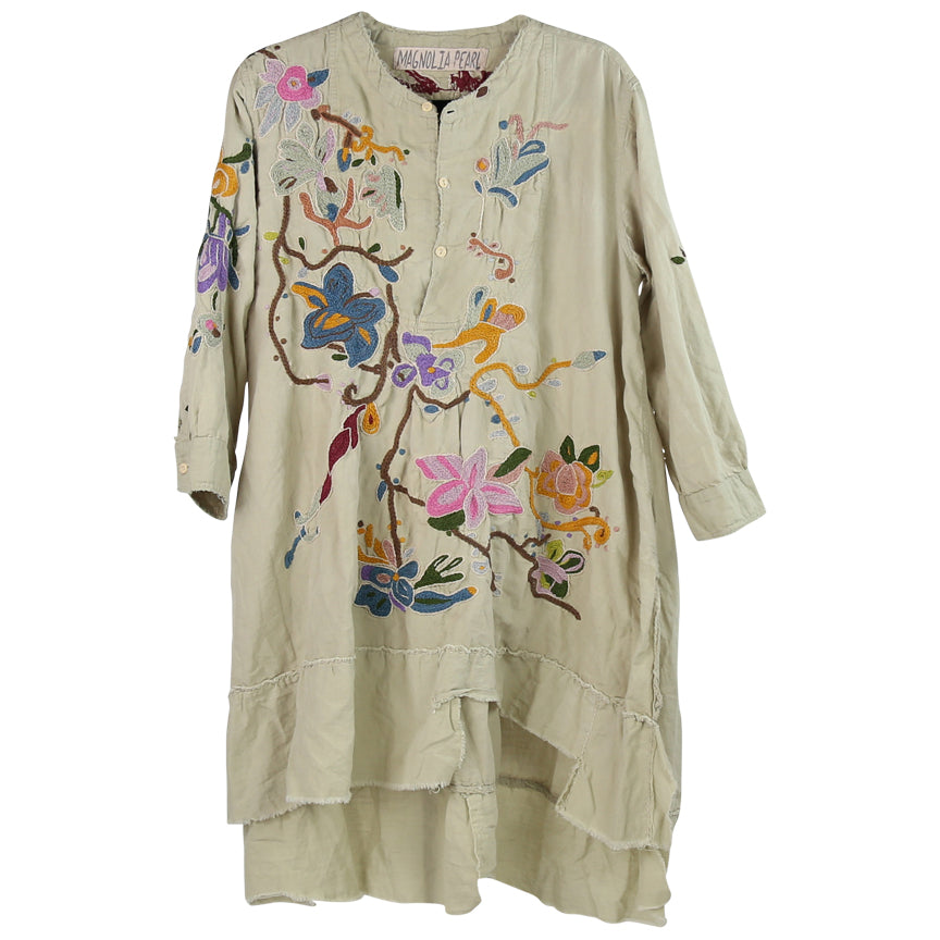 Magnolia Pearl Gypsy Johnny Shirt, Top 907 Agave