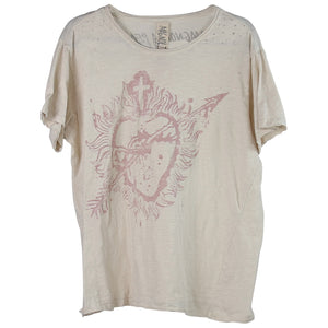 Magnolia Pearl Sovereign Heart Tee, Top 924 Moonlight