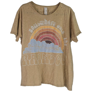 Magnolia Pearl Somewhere Over the Rainbow T, Marigold