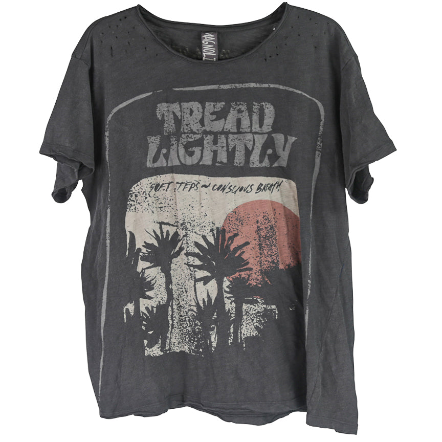 Magnolia Pearl Tread Lightly T, Ozzy