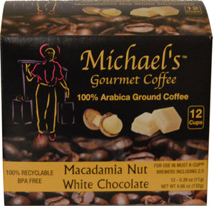 Macadamia White Chocolate