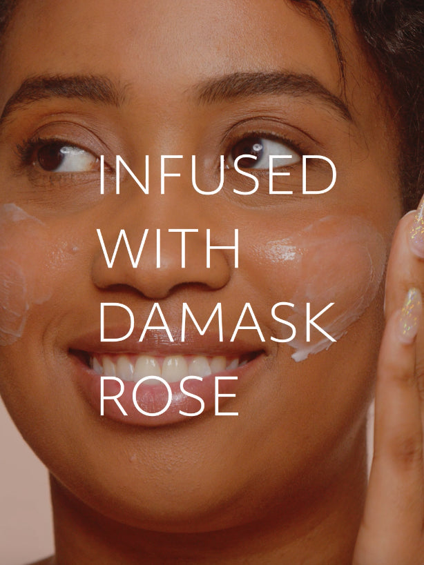 smoothing and nutritive exfoliating mask