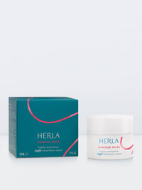 highly restorative night treatment cream thumbnail