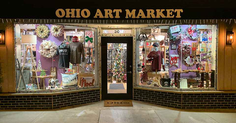 Ohio Art Market. All Handmade in Ohio by Ohio Artists and Artisans