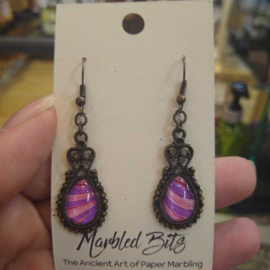 Marbled Dangle Style