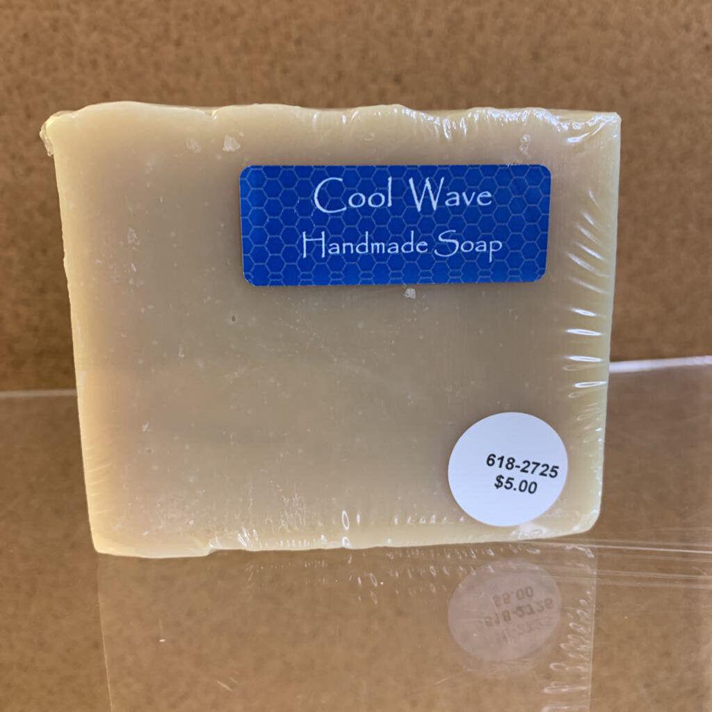 Cool Wave Soap