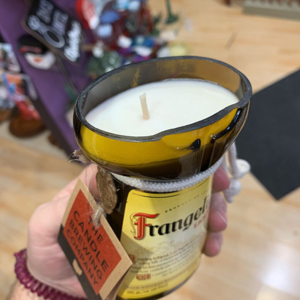 Bottle Candle (Small)