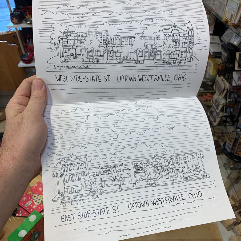 Westerville Coloring Book