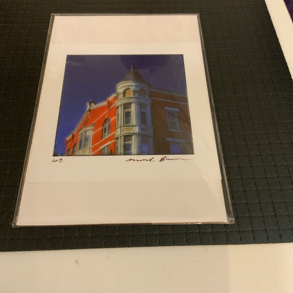 Westerville 4x4 Print