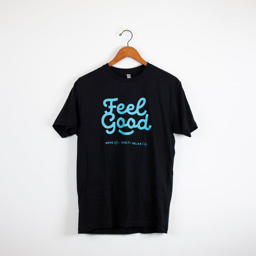 Feel Good Short Sleeve (Black)