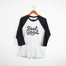Load image into Gallery viewer, FG Baseball Tee (Black)