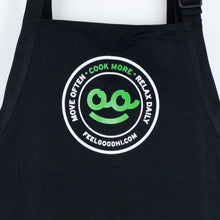 Load image into Gallery viewer, 3 Pocket Apron (Black)