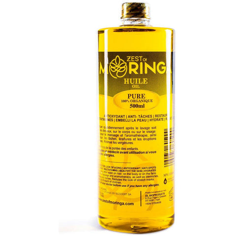 moringa virgin oil 500ml