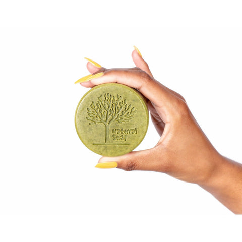 Natural Moringa Oleifera Soap Green-1