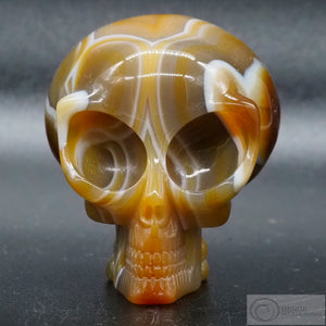 Agate Star Being Skull
