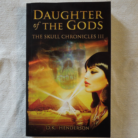 Daughter of the Gods (The Skull Chronicles 3)