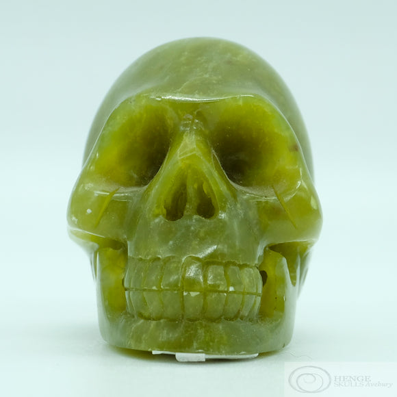 Vesuvianite Skull