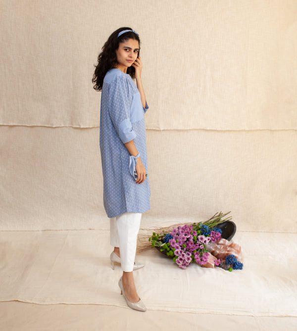 Blue Frost Veronika Tunic
