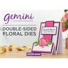 Gemini Double Sided Floral Dies