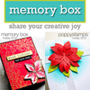 Memory Box & Poppystamps Christmas 2019