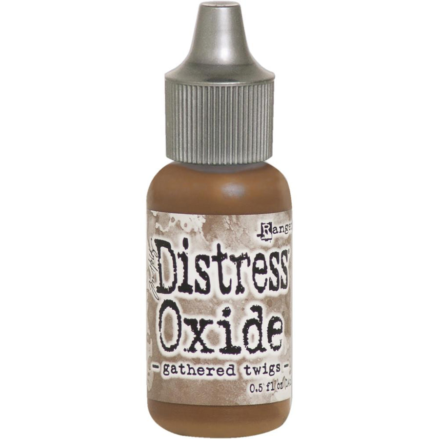 Tim Holtz Ranger Distress Oxide Re-inker - Gathered Twigs