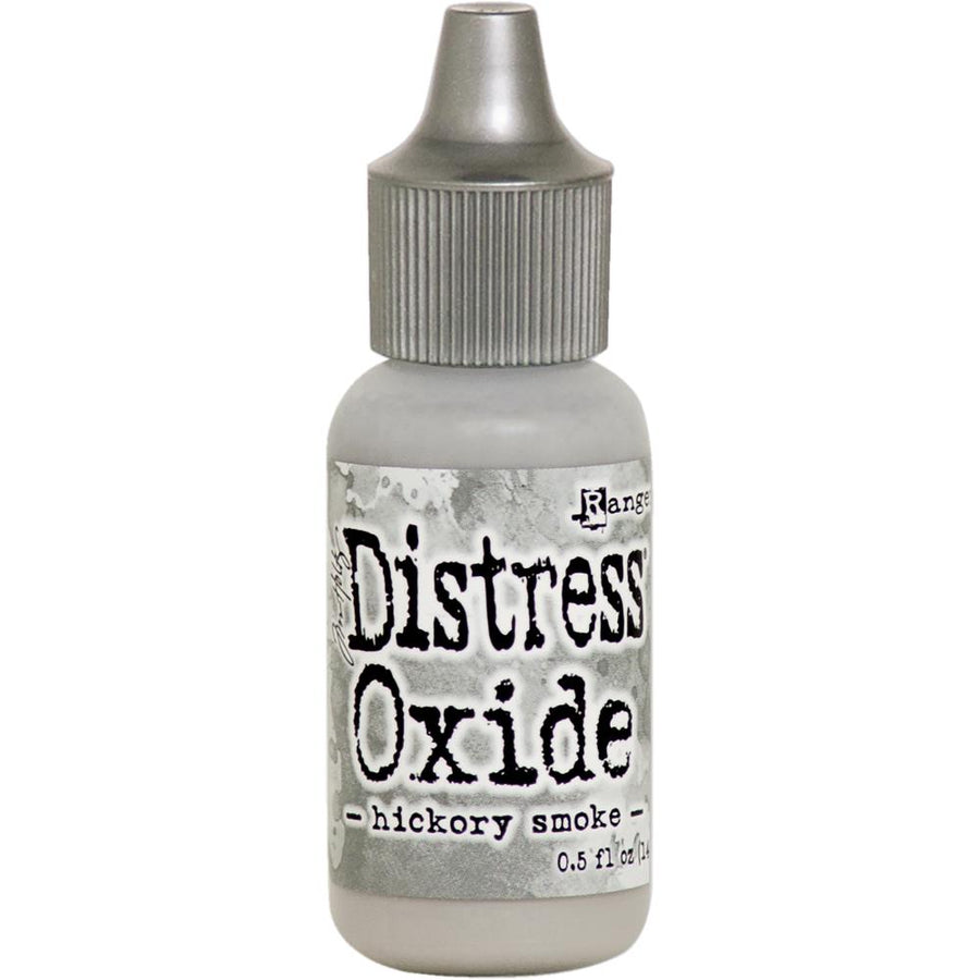 Tim Holtz Ranger Distress Oxide Re-inker - Hickory Smoke
