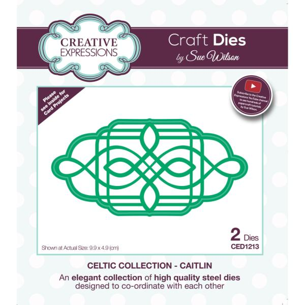 Sue Wilson Dies - Celtic Collection Caitlin - CED1213