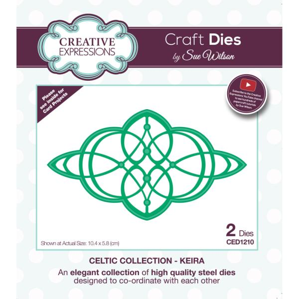 Sue Wilson Dies - Celtic Collection Keira - CED1210