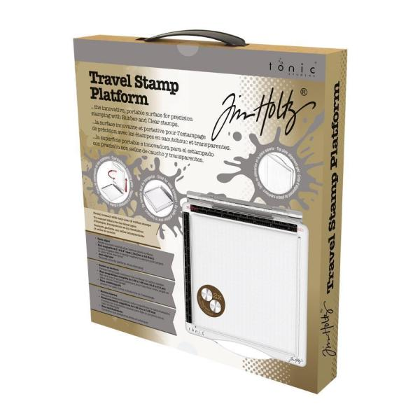 Tim Holtz Travel Stamping Platform by Tonic - 1711E