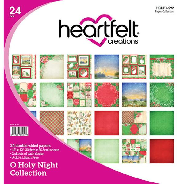 Heartfelt Creations: O Holy Night - (HCDP1-292)