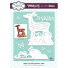 Creative Expressions Paper Cuts 3D Collection Deer Craft Die - CEDPC1029