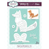 Creative Expressions Paper Cuts 3D Collection Fox Craft Die - CEDPC1031