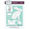 Creative Expressions Paper Cuts 3D Collection Hare Craft Die - CEDPC1030