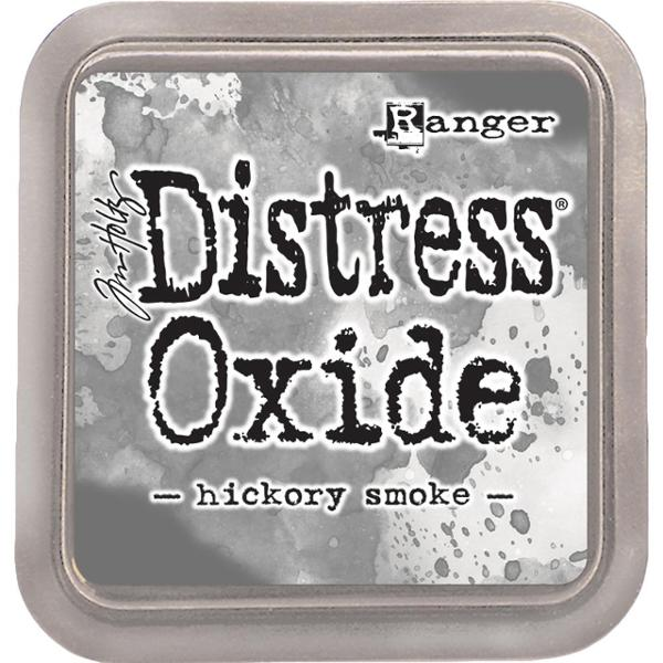 Tim Holtz Distress Oxide Ink Pad Hickory Smoke