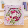 Gemini - Create A Card - Triple Easel Hexagons