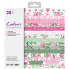 "Crafters Companion 12""x12"" Paper Pad - Quintessentially English"
