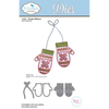 Elizabeth Craft Designs Dies: Winter Mittens