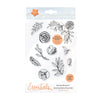 Tonic Essentials  Bunched Bouquet Autumnal Sprig Stamp Set 1  1363E