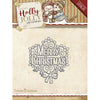 Yvonne Creations Die - Holly Jolly - Merry Christmas