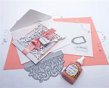 Sizzix Thinlits Dies:  Moroccan Card Edge by Samantha Barnett - 661747