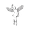Poppystamps Die - Large Nimble Faerie - 1835