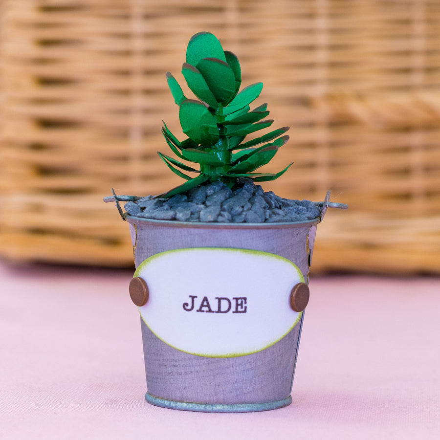 Sharon Callis Crafts Dies - Sensational Succulents - Jade