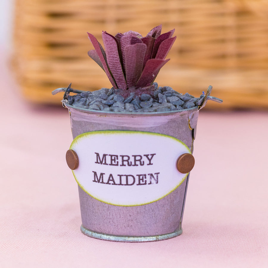 Sharon Callis Crafts Dies - Sensational Succulents - Merry Maiden