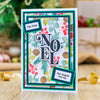Crafters Companion - Photopolymer Stamp - Festive Foliage