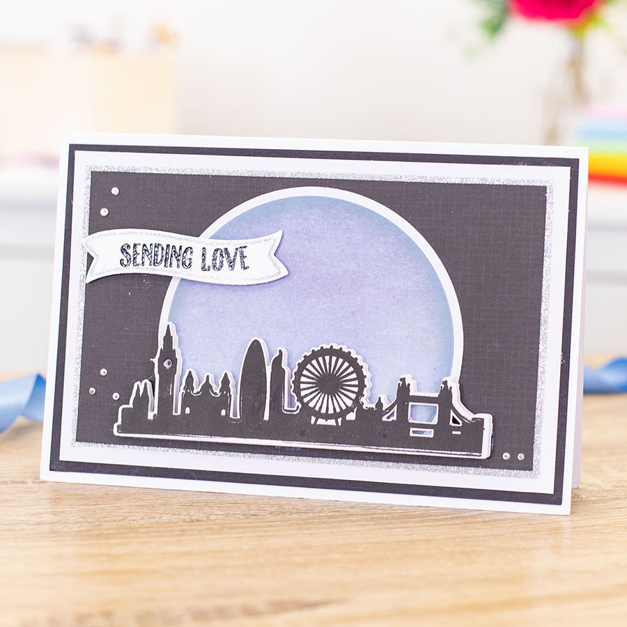 Gemini by Crafters Companion - Stamp & Die - Best Of British City Scenes