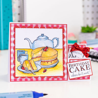 Crafters Companion Stamp - You're So Sweet
